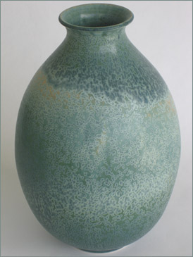 Töpferin Esther Beck, Vase